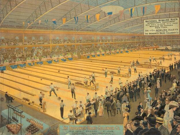 2. Madison Square Garden, 1909