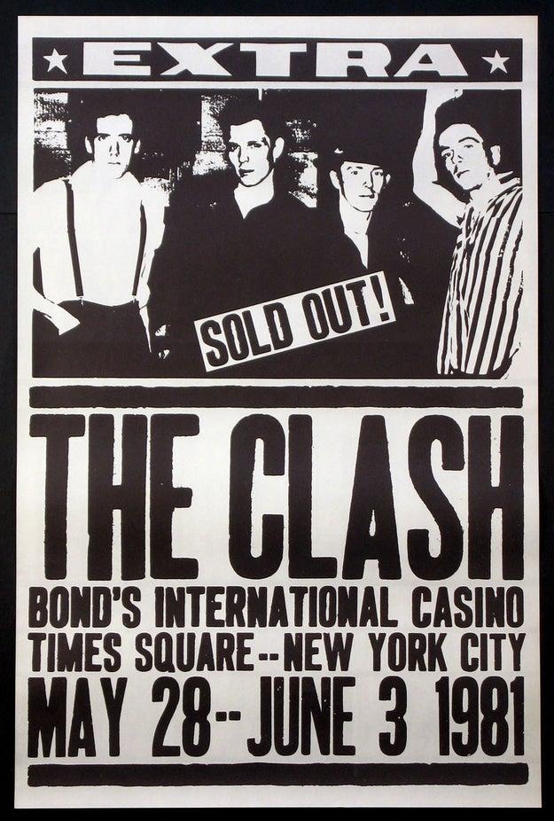 13. Bond International Casino, 1981
