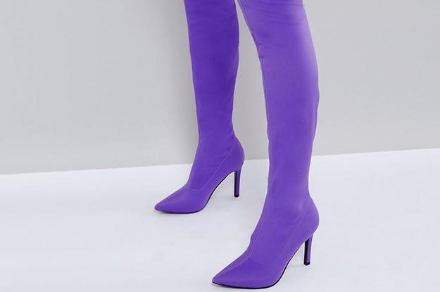 86a012c2e179 28 Gorgeous Pairs Of Thigh-High Boots You ll Want ASAP