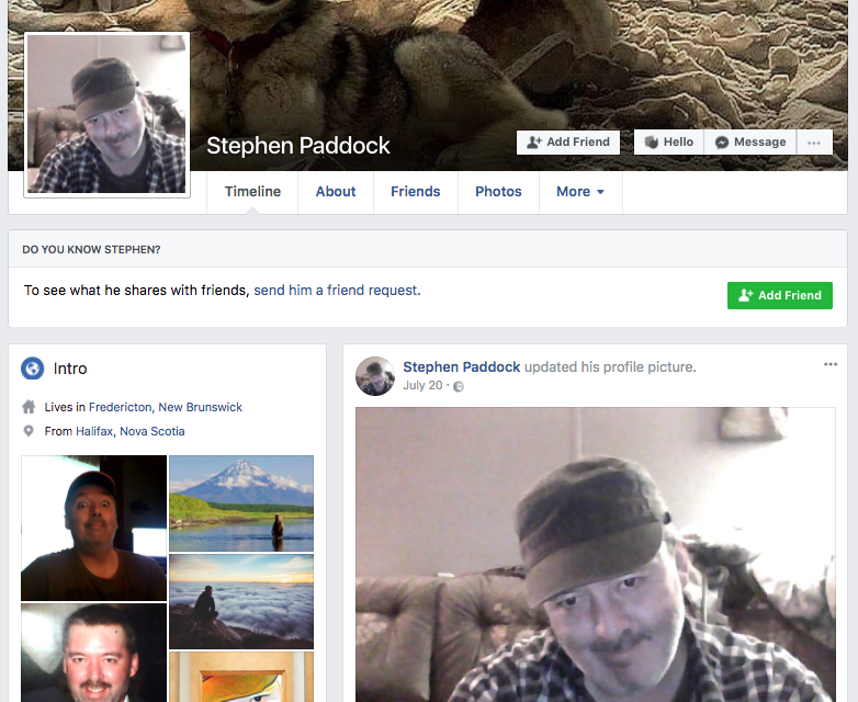 Fake News on Vegas Shooter Embarrasses Google and Facebook