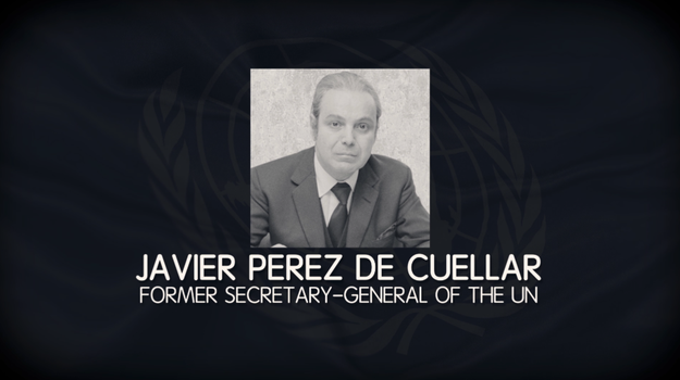 They said the political figure was also present with them the night of the abduction. Some Ufologists believed that the signature belonged to former Secretary-General of the UN, Javier Perez De Cuellar.