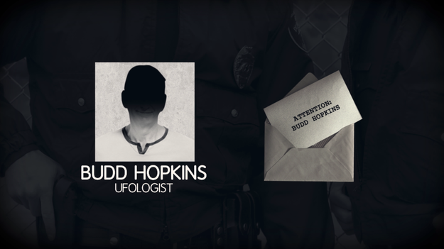Linda's abduction had common details to other abduction cases, but what makes this case famous are the eyewitnesses. In 1991, Hopkins received a letter from a police officer detailing an experience with his partner in November 1989.