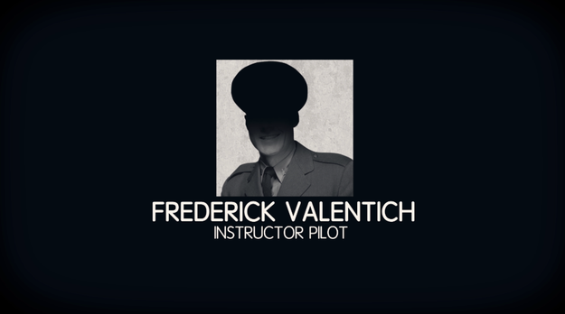The third case was the disappearance of Instructor Pilot, Frederick Valentich.
