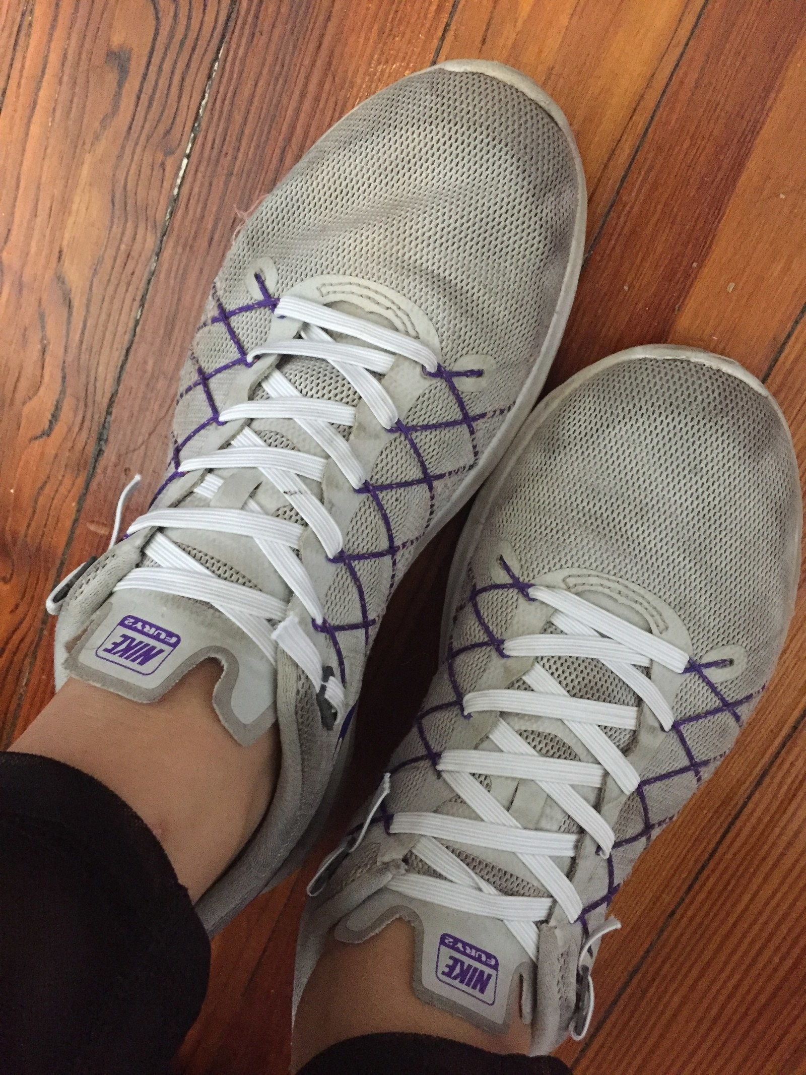 These No-Tie Shoelaces Will Save You