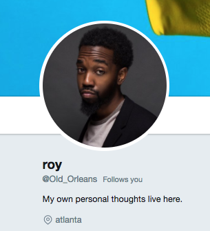 """When BuzzFeed News made contact with Handy (@Old_Orleans, the original tweeter) he said he could """"not verify"""" any of the details he tweeted about originally, like the student's name or university."""