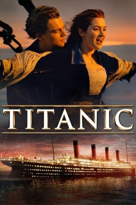Titanic (1997) Hindi Dubbed 500MB HD Movie Free