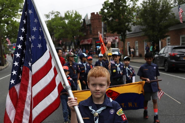 Earlier this month, it was announced that the Boy Scouts of America would begin admitting girls into the Cub Scouts starting in 2018.