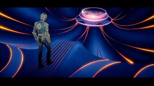 At the Academy Awards, Tron was blocked from consideration for special effects because computer graphics were considered cheating at the time.