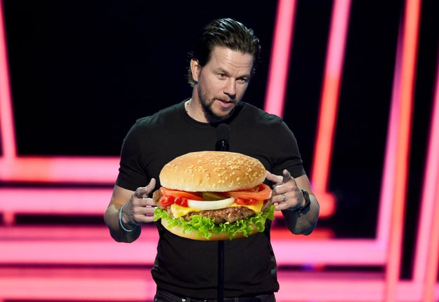 Maybe you have one in your town, but the burger chain Wahlburgers is co-owned by Mark Wahlberg and his two brothers, Donnie and Paul.