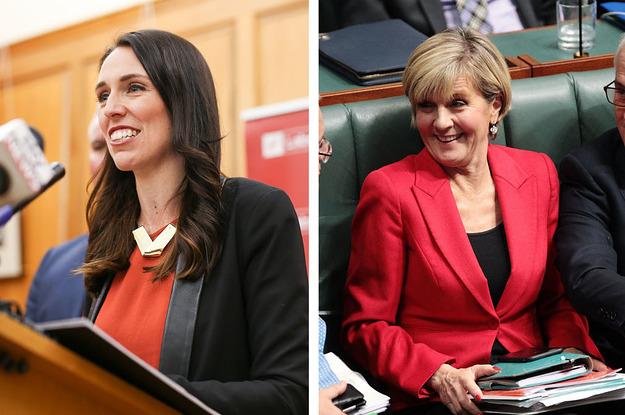 Jacinda Ardern Pinterest: Julie Bishop Still Won't Call Jacinda Ardern But Ardern Is