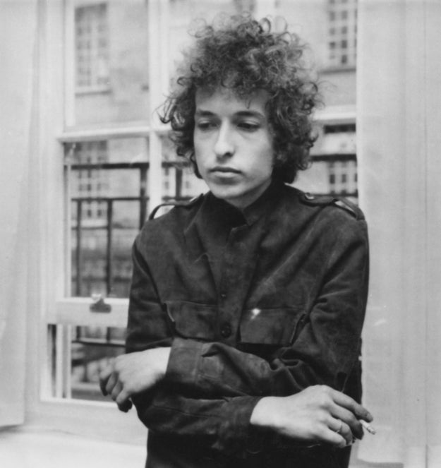 You know Bob Dylan. Nobel laureate, voice of a generation, originator of not giving a fuck: