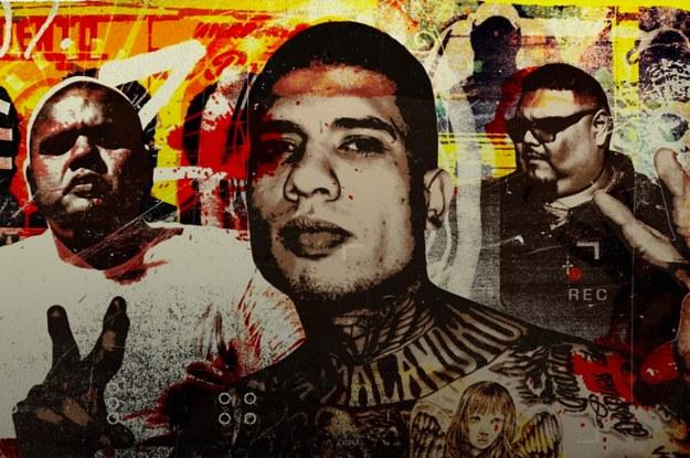 buzzfeed.com - La guerra contra las drogas en México suena a narco rap