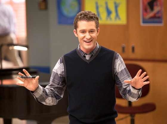 You might remember Matthew Morrison as one of the super talented stars of Glee...