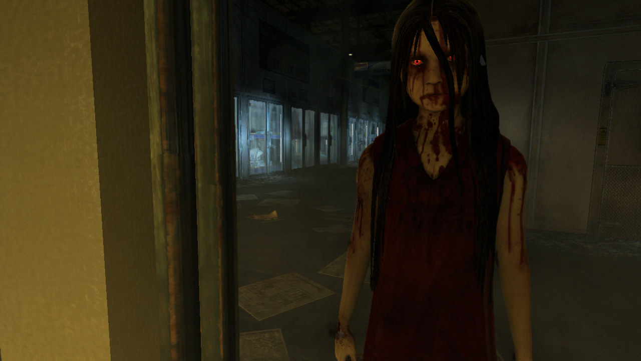 Why it's scary: Mashing Japanese horror (think The Grudge and The Ring vibes) and FPS combat styles, the game revolves around the F.E.A.R (First Encounter Assault Recon) team having to fight against paranormal entity, Alma Wade. Alma, who is a young girl that was experimented on and imprisoned, becomes a powerful psychic entity filled with rage and an insatiable bloodlust as the game's storyline develops.Scare rating: 💀💀💀/5Available on: PC, PS3, and Xbox 360.