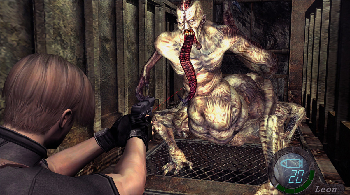 Why it's scary: Regarded as one of the greatest games ever made, this installment of Resident Evil replaces bloodthirsty zombies with an all-too human mob of infected cultists as the main enemy. You play as special agent Leon S. Kennedy, who battles horrific new creatures on his mission to rescue the President's daughter. Just remember to watch out for the screaming, chainsaw-wielding madman.Scare rating: 💀💀💀/5Available on: PC, Wii, PS3, PS4, xbox 360, and Xbox One.