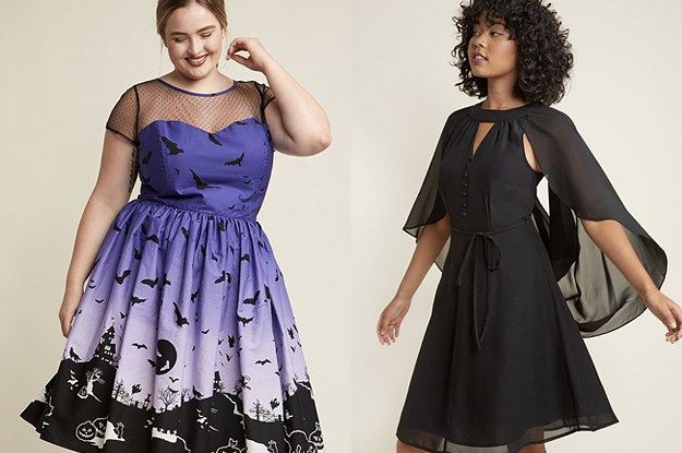 33 Witchy Dresses You'll Want To Wear Even After Halloween