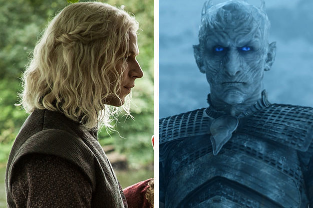 Rhaegar Targaryen Hung Out With The Night King And I Have Questions