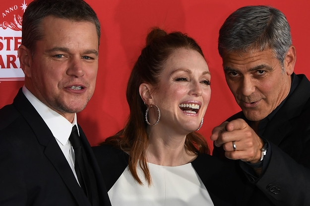 Matt Damon And George Clooney Shared What They Knew About Harvey Weinstein