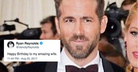 Literally Just 10 Of The Funniest Tweets From Ryan Reynolds