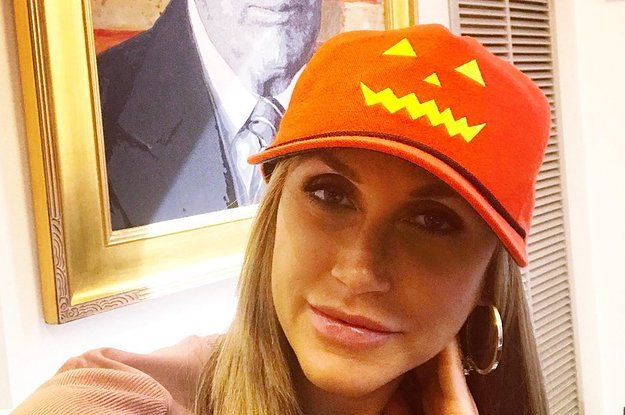 Trump Is Now Selling Orange Pumpkin MAGA Hats And People Are Trolling