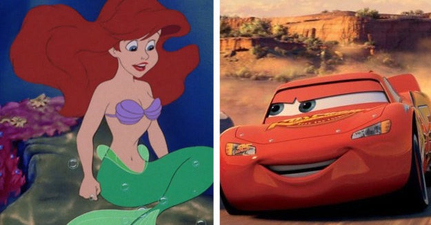 Your Disney Preferences Will Reveal Which Car You Should Buy