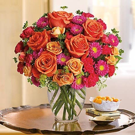 Teleflora Lets You Order Up Until 3pm And Still Get Your Bouquet Delivered Same Day