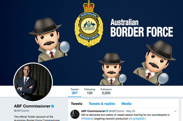 The Department Of Immigration Brought In Twitter To Investigate Who Faved A Porn Tweet