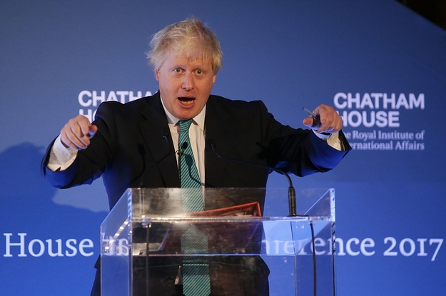 Boris Johnson Has Warned Donald Trump To Stick To The Iran Nuclear Deal