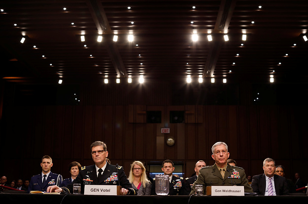 Months Before Niger Attack, Congress Was Told US Forces In Africa Needed More Resources