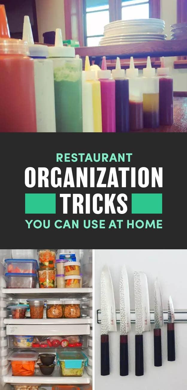 16 kitchen organization tricks i learned working in restaurants share on facebook share workwithnaturefo
