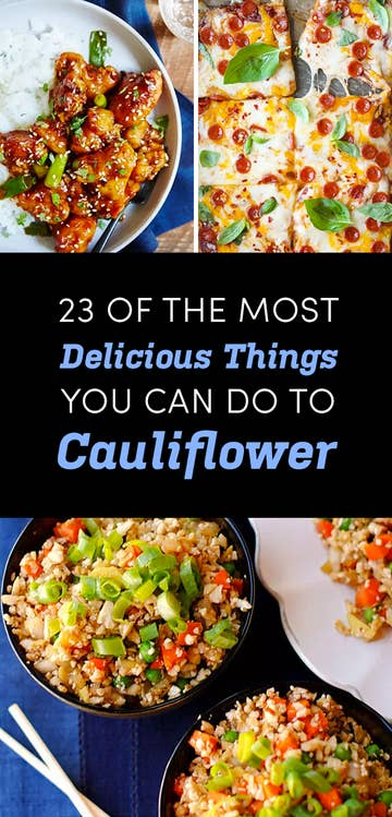 23 Smart Cauliflower Recipes If You Re Trying To Eat Less Meat