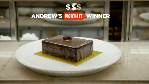 So who was the Worth It Winner? It was an unanimous decision that Théobrama's San Joaquin Dos cake was our winner! And that's a wrap of our Worth It in Japan and Season 3! Before you go, we want to know...