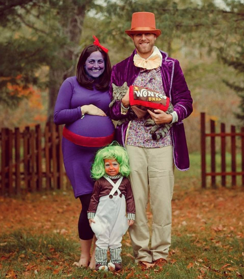 15 Pregnant People Who Totally Stole The Show On Halloween