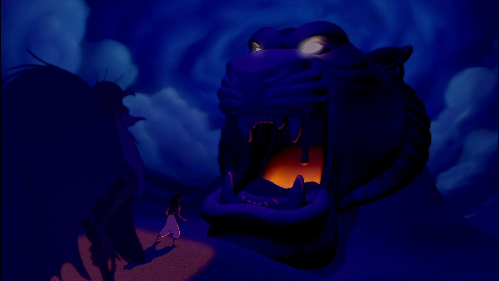 """This """"Aladdin"""" Fan Theory Answers So Many Questions I Have About The Cave Of Wonders"""