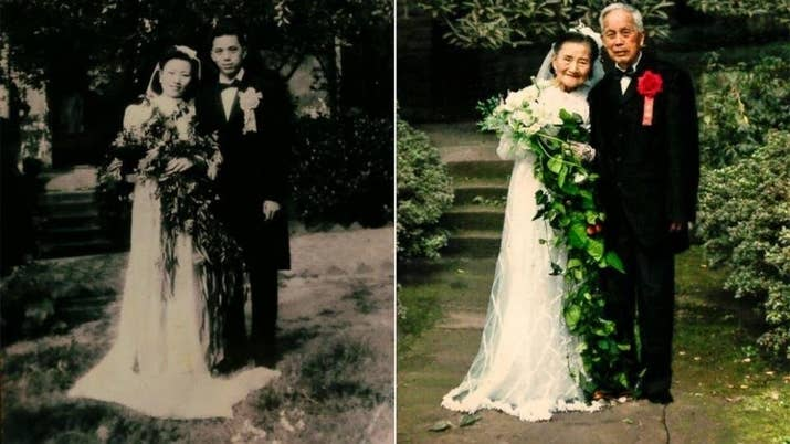 17 Old Couples Who Are So Pure It Will Make Your Heart Ache