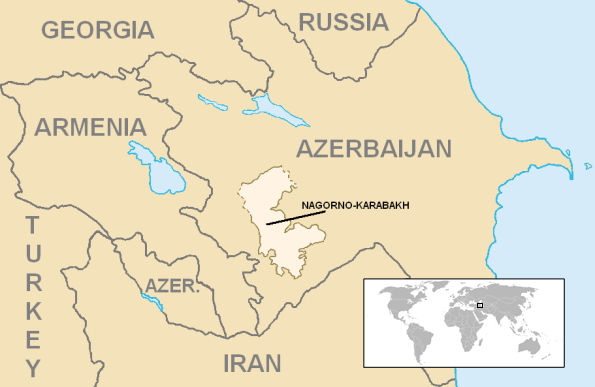 Ever since a war between the two countries ended in 1994, Armenian forces have occupied the territory, a situation that remains grating for the Azeri government.