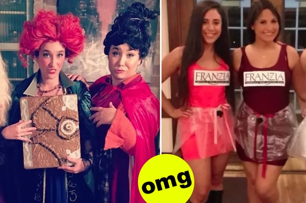 sc 1 st  BuzzFeed & 25 Brilliant Group Costume Ideas Thatu0027ll Make You Wish You Had Friends