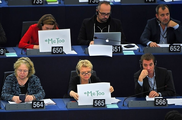 MEPs Just Debated Sexual Harassment And Hardly Anybody Showed Up