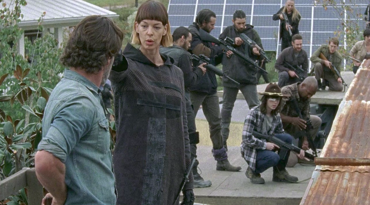 "Some Fan Theories Are Nonsense But This One About ""The Walking Dead"" Makes Sense"