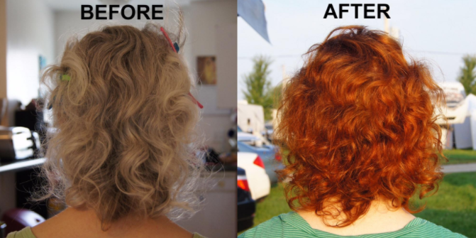 22 Hair Product Before And After Photos That Ll Make You Believe In