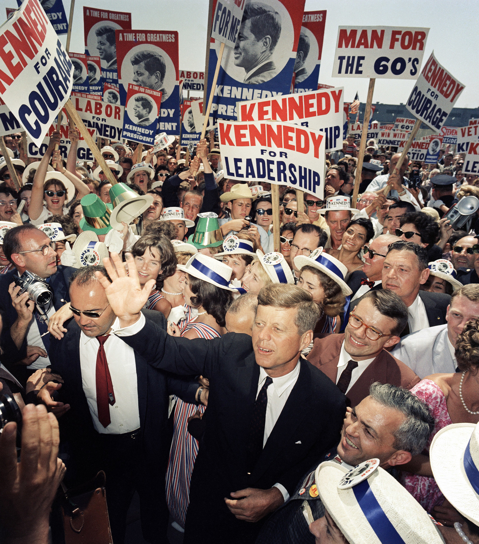 the life of john fitzgerald kennedy and his presidency