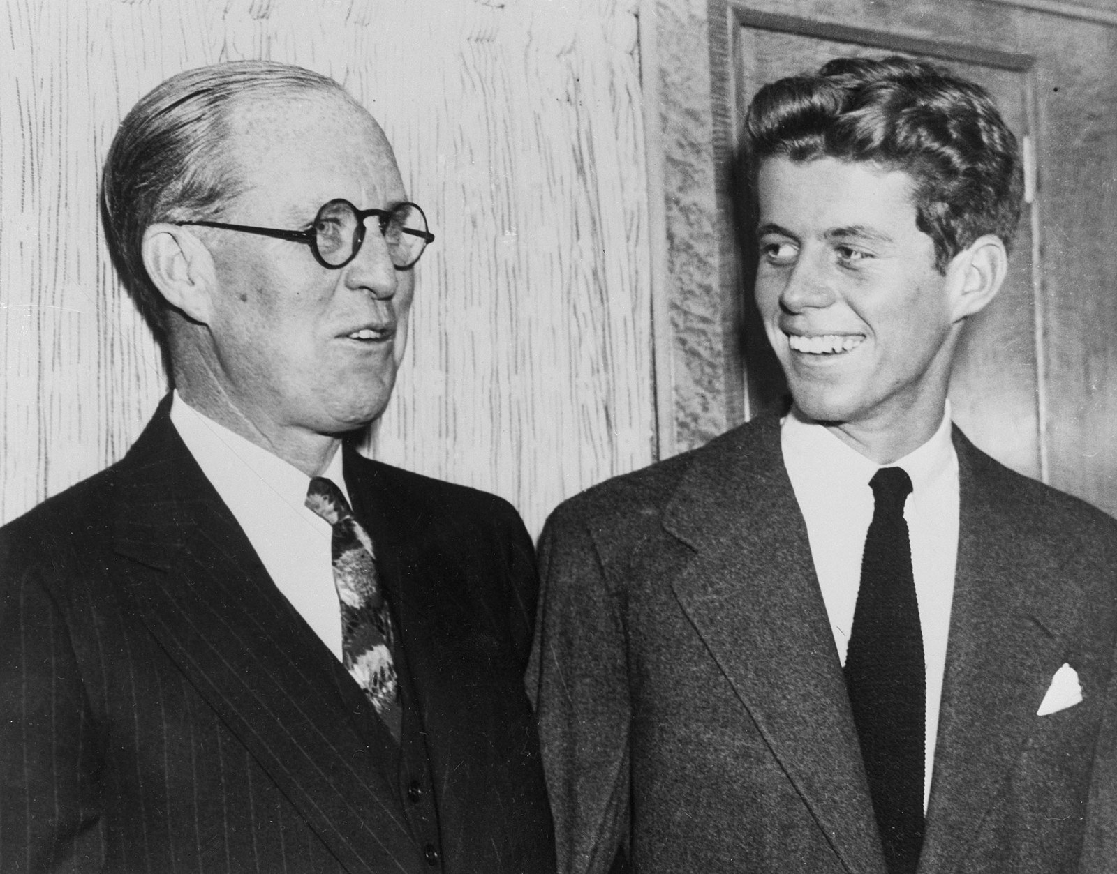 an introduction to the life of joseph kennedy When john f kennedy was inaugurated 35th president of the united states, he  was  though an assassin's bullet ended kennedy's life in dallas in november, .
