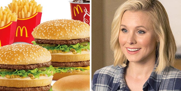 Eat A LOT Of Fast Food And We'll Reveal A Deep Truth About You