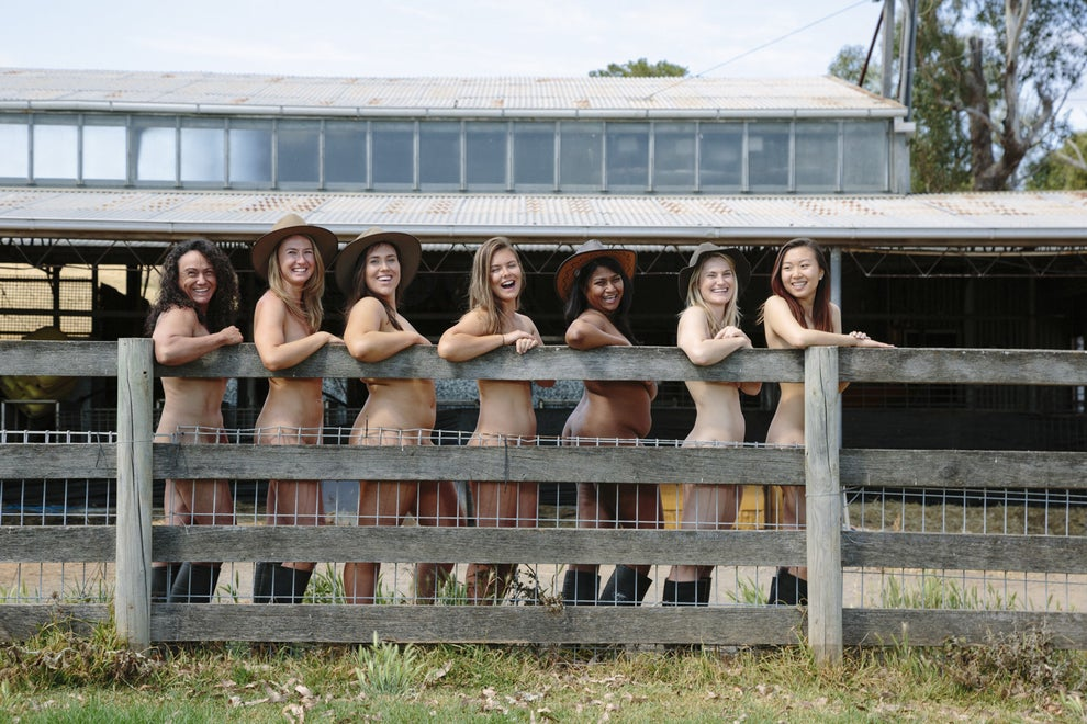 These Aussie Vet Students Are Getting Naked For A Really