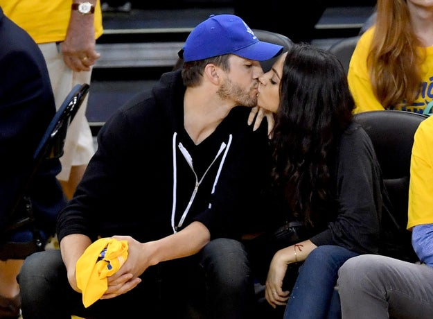 Ashton Kutcher and Mila Kunis have known each other for almost 20 years and make the most adorable couple.