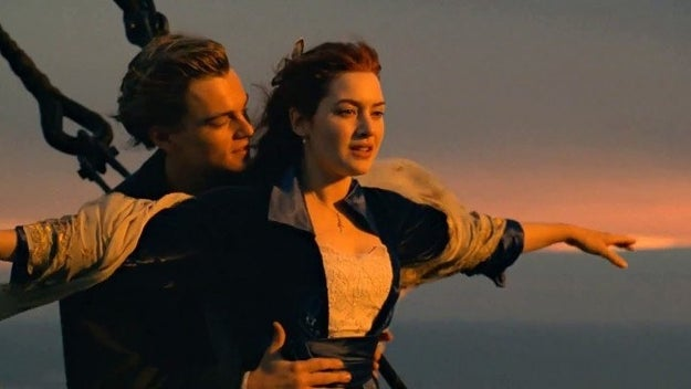 While it's been 20 years since Rose could've totally made room for Jack on the piece of board in Titanic.
