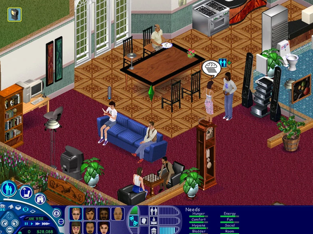 It has also been 17 years since you created your first Sims family.