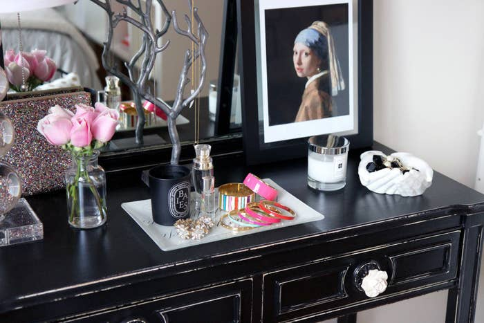 Learn how to do give your furniture an antique look here.