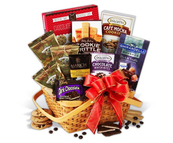 20 of the best places to order gift baskets online perhaps you didnt know target has a vast selection of online only gift baskets you can pick up while you shop for literally everything else on your list negle Choice Image