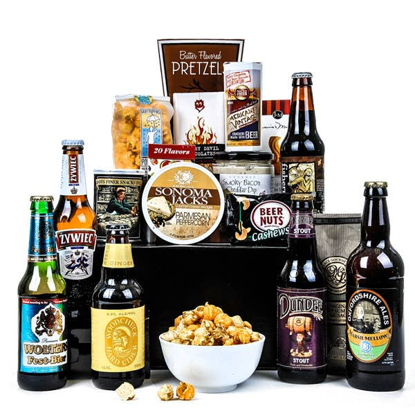 20 of the best places to order gift baskets online why theyre cool you can build your own gift basket from start to solutioingenieria Choice Image